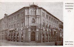 Prestito Nazionale - Credito Italiano - Sede Di Torino - Fp Nv - Guerre 1914-18