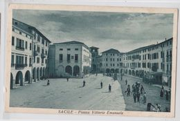 SACILE (Udine) - Piazza Vittorio Emanuele - Udine