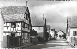 Wittisheim Vue Vers Ecole - Sonstige Gemeinden