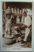 India. - Basket Bargain. - Ca. 1955. - Marchands Ambulants