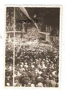 Photo  39 SALINS Les BAINS Tricentenaire De Notre Dame Libératrice 1939 Place Barbarine Messe Pontificale Foule Autel - Frankreich