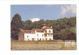 Cpm - 89 - Vezelay - Maison De La Goulotte - Zervos Ch.Y. - - Vezelay