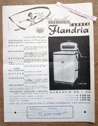 "Lessiveuse ""Flandria"" - Verzamelingen"