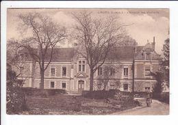 CP - LIGUEIL - L'Hospice Des Vieillards - Autres Communes