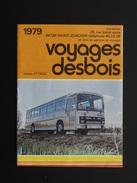 VOYAGES DESBOIS 1979 - 1950 - ...