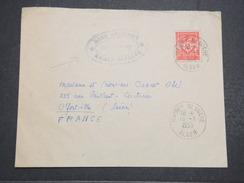 """FRANCE - Env En FM D'Alger Pour Alfortville Avec Beau Cachet """"Base Aérienne Maison Blanche"""" D'Alger - Mars 1950 - P22143 - Algérie (1924-1962)"""
