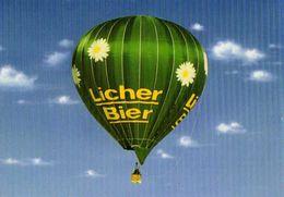 LICH   Licher Bier, Aus Dem Herzen Der Natur, Montgolfiere - Lich