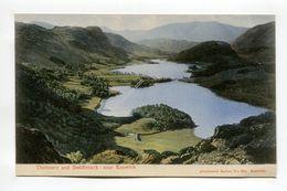 Thirlmere And Saddleback - Near Keswick - Cumberland/ Westmorland
