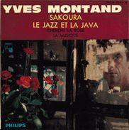 "Yves Montand  ""  Sakoura  "" - Musique De Films"
