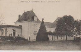 Loire SAINT GERMAIN L'ESPINASSE Château Des Dodins - France