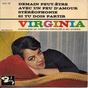 """Virginia Vee  """"  Demain Peut-être  """" - Soundtracks, Film Music"""