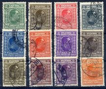 YUGOSLAVIA 1926 King Alexander Definitive Set, Used.  Michel 188-99 - 1919-1929 Kingdom Of Serbs, Croats And Slovenes