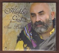 AC -  Aliekber Gül Son Bakış BRAND NEW TURKISH MUSIC CD - World Music