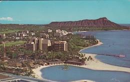 HONOLULU---hilton Hawaiian Village---voir 2 Scans - Honolulu