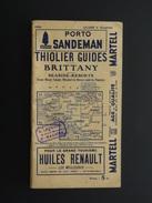 THIOLIER GUIDES BRITTANY 1936 - Dépliants Touristiques