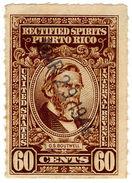 (I.B) Puerto Rico Revenue : Rectified Spirits 60c - Unclassified