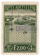 (I.B) Netherlands Antilles Revenue : Duty Stamp 2f - Stamps