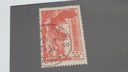 LOT 374568 TIMBRE DE FRANCE OBLITERE N°355 - Oblitérés