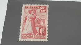LOT 374574 TIMBRE DE FRANCE NEUF** N°401 - Unused Stamps