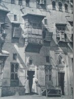 AFR228 Old Print -SUAKIN -Red Sea - Sudan (backside: Hadendoa Youth  - Eastern Sudan) 1931 - Prints & Engravings