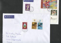 UN  Geneva 2  Covers, Lettre. Letters, Brief - Office De Genève