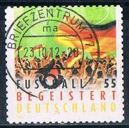 2012   Fußball Begeistert Deutschland  (selbstklebend) - [7] République Fédérale