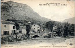 26 - REMUZAT - Les Quais De Loule - Autres Communes