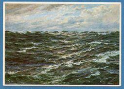 P.v. KALCKREUTH: Atlantik - Pittura & Quadri