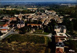16 - BASSAC - Chateau - Vue Aérienne - Autres Communes