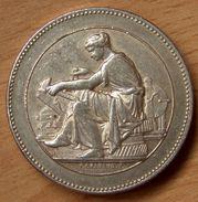 Jeton Chambre De Commerce De Besançon 12-mai-1819 - Professionnels / De Société