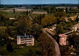 16 - BAIGNES-SAINTE-RADEGONDE - Chateau - Vue Aérienne - Autres Communes