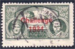 740 Pologne Challenge 1934 (POL-50) - Avions