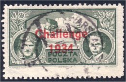 740 Pologne Challenge 1934 (POL-50) - Airplanes