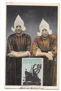 ESPERANTO - Vlendammer Meisjes 2 Femmes Costumes Traditionnels - Timbre Esperanto 1934 - Esperanto