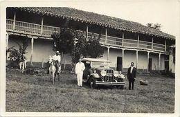 Pays Div-ref J927-  Colombie - Colombia - Carte Photo - Transports - Voiture Automobile  - - Colombie