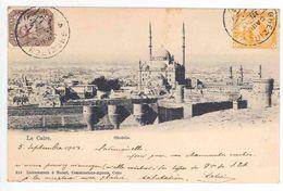 LE CAIRE -- Citadelle - El Cairo