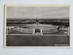 C.P.A.  BERLIN : Reichssportfeld - Mitte