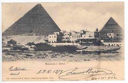 MENAHOUSE HOTEL - El Cairo