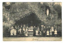 CPA BELGIQUE SUGNY (Pelerinage à La Grotte  Animé) - Vresse-sur-Semois