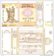 2015. Moldova, New 100Leu/2015, UNC - Moldova