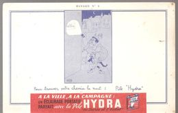 Buvard HYDRA Buvard N°6 Pour Trouver Votre Chemise De Nuit: Pile HYDRA - Accumulators