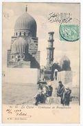 LE CAIRE -- Tombeaux De Mameloucks - El Cairo