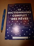 1960 DICTIONNAIRE Complet Des RÊVES (La Clef Des Songes)  ... Révélation De La Signification De 500 RÊVES - Livres, BD, Revues