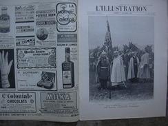 L'ILLUSTRATION N° 3267 RANAVALO/ OBSEQUES BRAZZA/ MITRAILLEUSES ALLEMANDES/ SIAM/ CHINE/ SABASTOPOL/  7 Octobre 1905 - Journaux - Quotidiens