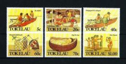 Tokelau  Nº Yvert  166/71  En Nuevo - Tokelau