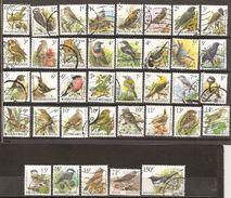 Belgique Belgium 1985 Oiseaux Birds Obl - Belgium