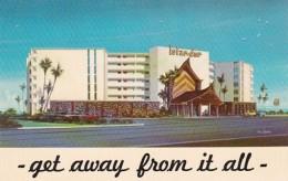 Florida New Smyrna Beach The Islander Beach Lodge 1977