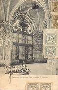 Pays Div-ref J864- Espagne - Espana - Spain -timbres - Philatelie - Cathedrale De Burgos  - Carte Bon Etat - - Espagne