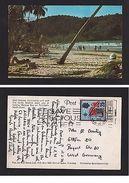 Postcard Stamp MARACAS Year 1976 TRINIDAD AND TOBAGO Z1 - Postcards