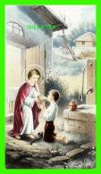 IMAGES PIEUSES - JÉSUS DONNE À BOIRE À UN GARÇON - CKgo No 66/16 - - Images Religieuses